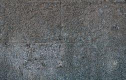 Alte Wand der Beschaffenheit des grauen Granits Lizenzfreies Stockfoto