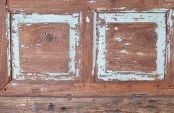 Alte Wand der hölzernen Bretter Lizenzfreie Stockfotografie
