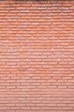 Alte Wand der roten Backsteine Stockfoto