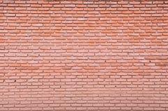 Alte Wand der roten Backsteine Lizenzfreie Stockfotos