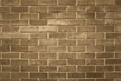 Alte Wand des grauen Ziegelsteines Stockbilder