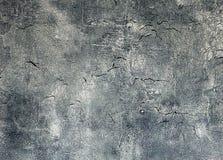 Alte Wand des Schmutzes mit Sprüngen Stockfoto