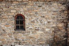 Alte Wand hergestellt vom Jerusalem-Stein Lizenzfreie Stockfotografie