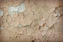 Alte Wand mit Beschaffenheit Stockfotos