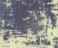 Alte Wand mit schäbiger Farbe Stockfotos