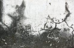 Alte Wand mit Sprungshintergrund Lizenzfreie Stockfotografie