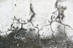 Alte Wand mit Sprungshintergrund Lizenzfreies Stockfoto