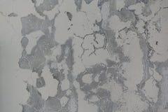 Alte Wand und befleckte Farbenbeschaffenheit Stockfoto