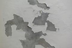 Alte Wand und befleckte Farbenbeschaffenheit Lizenzfreies Stockbild