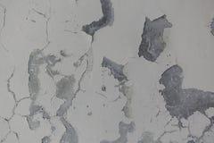 Alte Wand und befleckte Farbenbeschaffenheit Stockbild