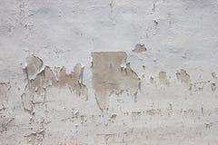 Alte Wand und Gips zogen für Hintergrund ab Lizenzfreie Stockbilder