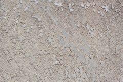 Alte Wandbeschaffenheit Alter Wandhintergrund der Weinlese Alte gemalte Ziegelsteinbeschaffenheit Nahaufnahme der Schale gemalten Stockfotografie