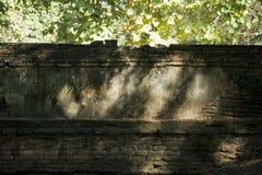 Alte Wandbeschaffenheit/alte Backsteinmauer Lizenzfreie Stockfotografie