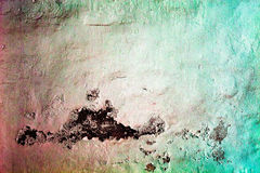 Alte Wandkunst, Hintergrund, Beschaffenheit Lizenzfreie Stockfotos