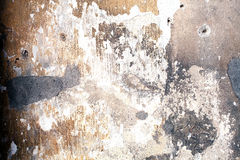 Alte Wandkunst, Hintergrund, Beschaffenheit Stockfotos