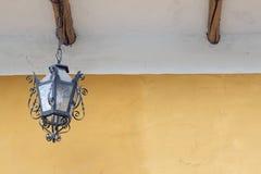 Alte Wandlampe Lizenzfreie Stockbilder