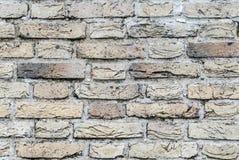 Alte Wandziegelsteine Lizenzfreie Stockfotografie