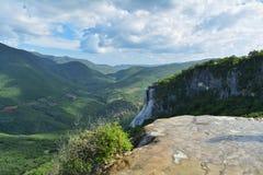 Alte Wasserfälle Stockfotos