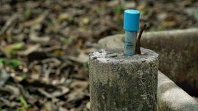 Alte Wasserleitung lizenzfreies stockbild