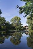 Alte Wassermühle Lizenzfreies Stockfoto