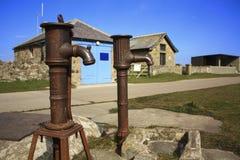 Alte Wasserpumpe. Lizenzfreie Stockfotos