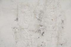 Alte weiße Betonmauer und Kalkstein mit Kopienraum addieren Text Stockbilder
