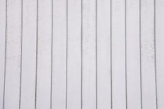 Alte weiße Stahlbleche des hässlichen Schmutzes auf Gebäude lizenzfreie stockfotos