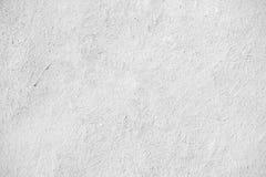 Alte weiße Stucklehm-Wandbeschaffenheit Lizenzfreie Stockfotografie