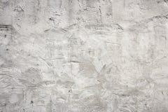 Alte weiße Wand Lizenzfreie Stockfotografie