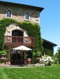 Alte Weinkellerei Stockbilder