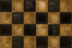 Alte Weinlese getragener Fußboden Lizenzfreie Stockbilder