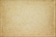 Alte Weinlese grunge Papierbeschaffenheit Stockbild