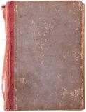 Alte Weinlese tattered Buch Stockfotos