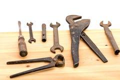 Alte Werkzeuge Lizenzfreie Stockfotografie