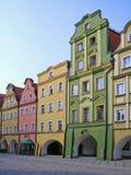 Alte Wohnung stockfoto