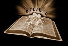 Alte Zeit-Religion Stockfoto