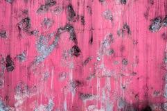 Alte Zementwand, alter rauer starker Steinbau des Designbeschaffenheits-Hintergrundes Stockfotografie