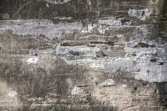 Alte Zementwand, alter Wandhintergrund/alter Zementwandhintergrund Lizenzfreie Stockfotos