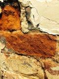 Alte Ziegelsteine stockfotografie