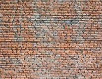 Alte Ziegelsteine für Hintergründe stockfoto