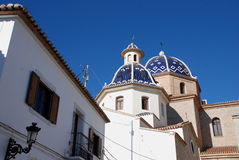 Altea Immagine Stock