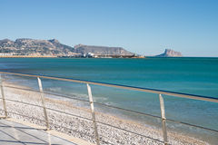Altea bay Stock Photography