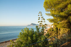Altea Bay Stock Images