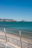 Altea beach Stock Images