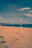 Altea beach portrait Stock Images