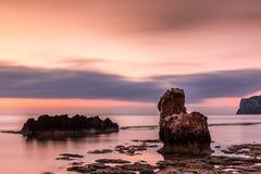 Altea Espagne Photo libre de droits