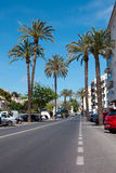 Altea, Hiszpania Fotografia Royalty Free