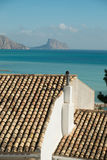 Altea old town Royalty Free Stock Images