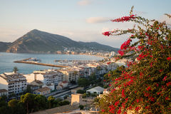 Altea old town. Scenic Altea old town location, Costa Blanca, Alicante, Spain Stock Images