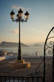 Altea old town Stock Photography